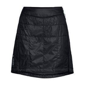 VAUDE Sesvenna rok Dames zwart
